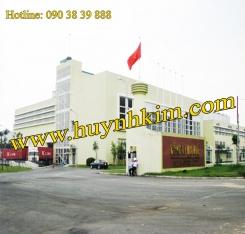 Nhà máy Bia Huda Huế