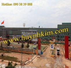 Nhà máy Kính nổi Chu Lai