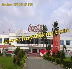 Nhà máy nước giải khát Cocacola