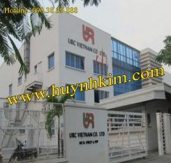 Nhà máy nước giải khát URC