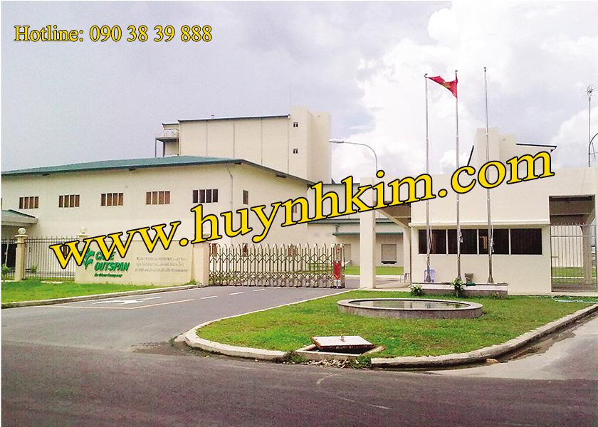 Nhà máy caphe Outpan