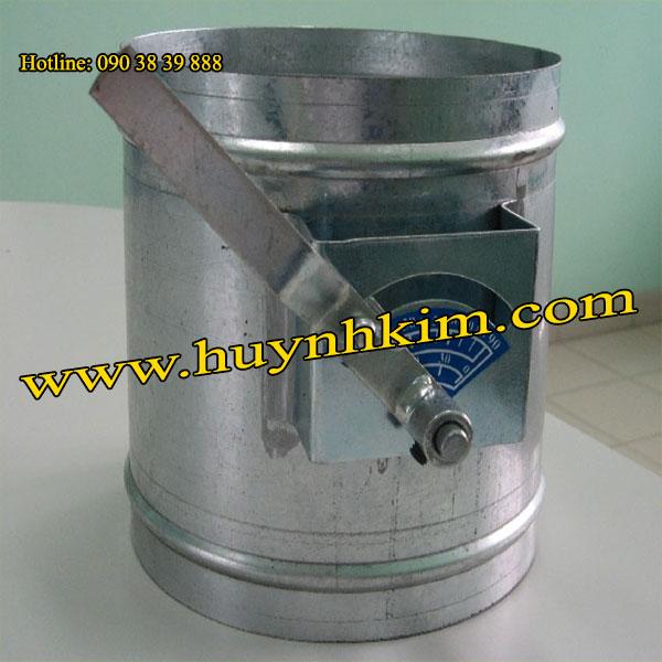VCD tròn tay gạt - HK125