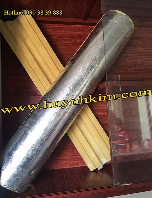Cách nhiệt PUR ống có lớp giấy bạc - CN111