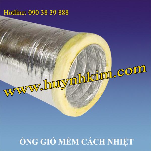 Ống gió mềm có cách nhiệt - HK136