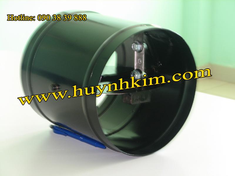 Van chặn lửa tròn - HK129